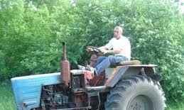 Трактор хтз Т16М