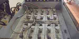 электропогрузчик эп-103