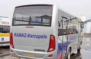 Автобус Камаз Marcopolo Bravis