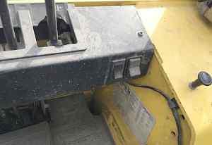 Дизельный вилочный погрузчик Hyster H7.00XL 7тн