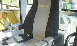 Колесный экскаватор Hyundai R170W-7A