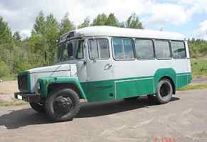автобус кавз 3976