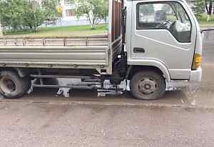 Китайский грузовик кат. В