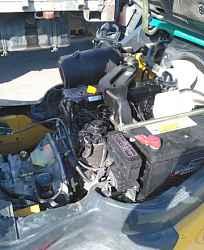 Вилочный погрузчик Komatsu Fd30T-16 дизель