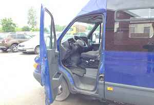 Iveco Daily 2003 г.в., 2.3 л., 20 мест, кат.Д