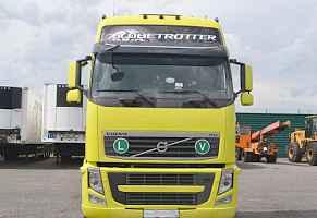 Седельный тягач Volvo (Вольво) 2012 год i-shift