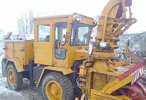 Шнек (снегоочиститель nisseki MR 120)
