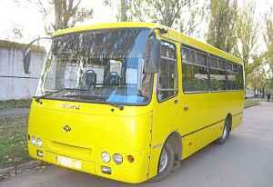 Городской автобус Богдан А 092