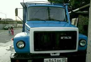 газ 4301 дизель