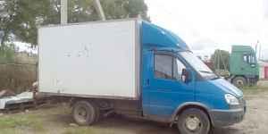 Газель дв.4216. Изотермический фургон