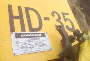 Штанговый китайский молоток HD-35