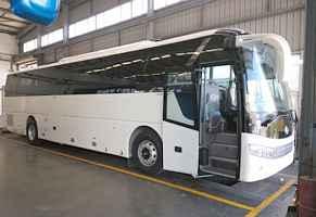 Туристический автобус Golden Dragon 6127