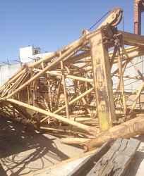 Башенный кран кб-408.21-02