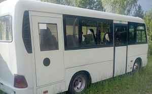 Автобус Huyndai Каунти обмен на автомобиль