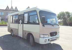 автобус Хендай Каунти Hyundai County