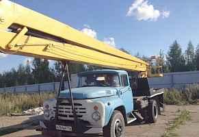Автовышка 22 метра ЗИЛ 130