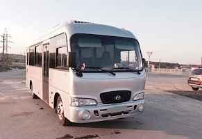 Автобус Hyundai County Long