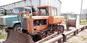 Дт-75 и этц-205
