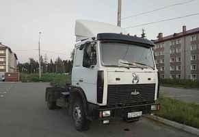 Маз-5432. 2008 год. евро-3