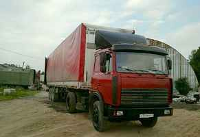 Маз 543203-020 2005 г.в