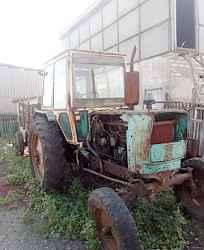 Трактор юмз 6 кл