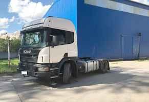 Scania P 2014 г