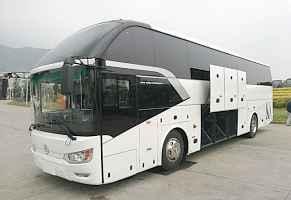Экскурсионный автобус Golden Dragon 6126 51+1+1