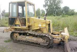 Бульдозер CAT D4C