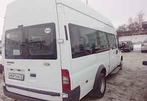 автобус ford tranzit 19 мест