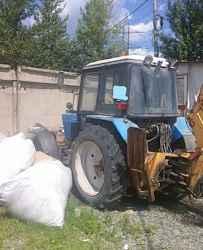Экскаватор Беларус мтз 82П,2009г