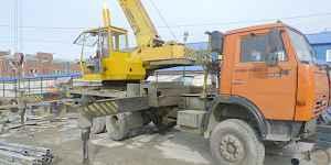 автокран Ивановец 25 тонн, 2006 г