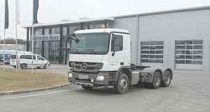 Mercedes-benz actros 2641 6Х4
