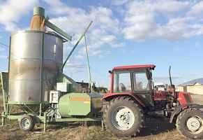 Зерносушилки от производителя,  и аренда