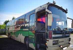 немецкий автобус Мерседес