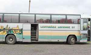 Автобус Mercedes-Benz