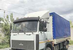 Маз-53366-021 2001 года