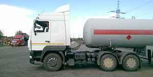 грузовой седельный тягач маз 6430В9-1420-02