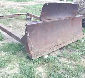 Трактор хтз Т 150 бульдозер