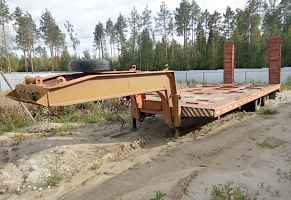 Трал чмзап-93853 26 тонн