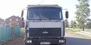 маз-фургон 5731 2004г