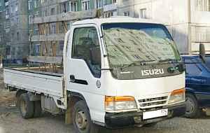 Isuzu elf (исудзу эльф) 2002