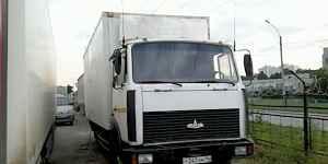 Маз зубренок 2004 фургон