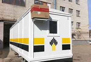 Мобильный вагон-дом
