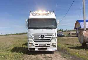 Mercedes Actros 2554 Megaspace