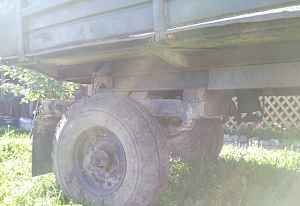 Прицеп тракторный 2-птс 6 Самосвальный на три стор
