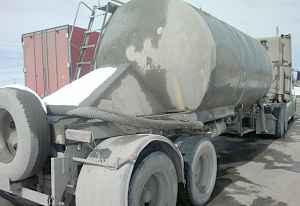 Цементовоз асп 25