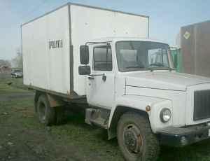 Газ 4.3мт, 2004, фургон