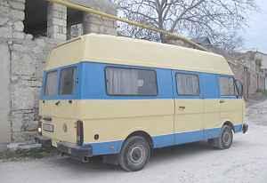 Volkswagen LT 35 пасс 1994