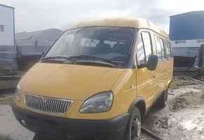 Газель-микроавтобус 322132
