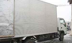 грузовик Исузу Эльф 2003 г. 4WD